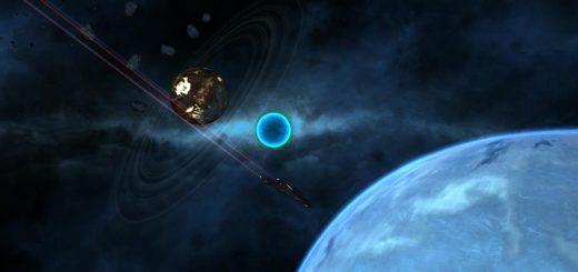 A modified alien planet might exhibit unique electromagnetic signals,