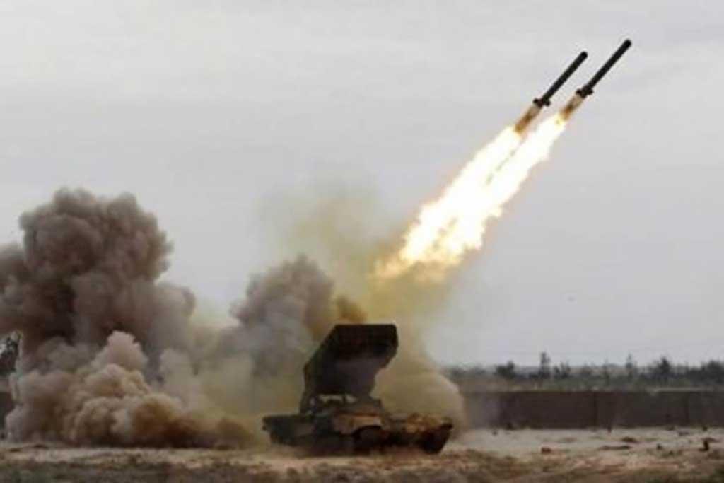 Saudi AF intercepts Houthi ballistic missile