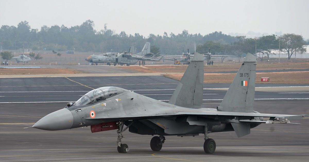 IAF Su-30MKK (SB 175)
