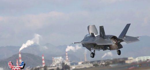 USAF Lockheed F-35C