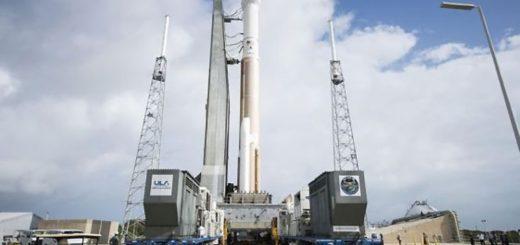 NASA Atlas V rockets