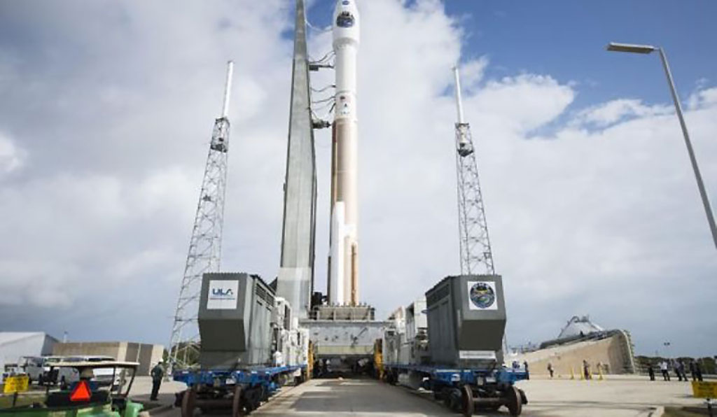 NASA Atlas V rockets