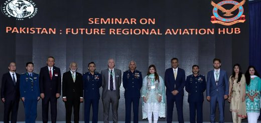 Pakistan Air Force (PAF) The Future Regional Aviation Hub