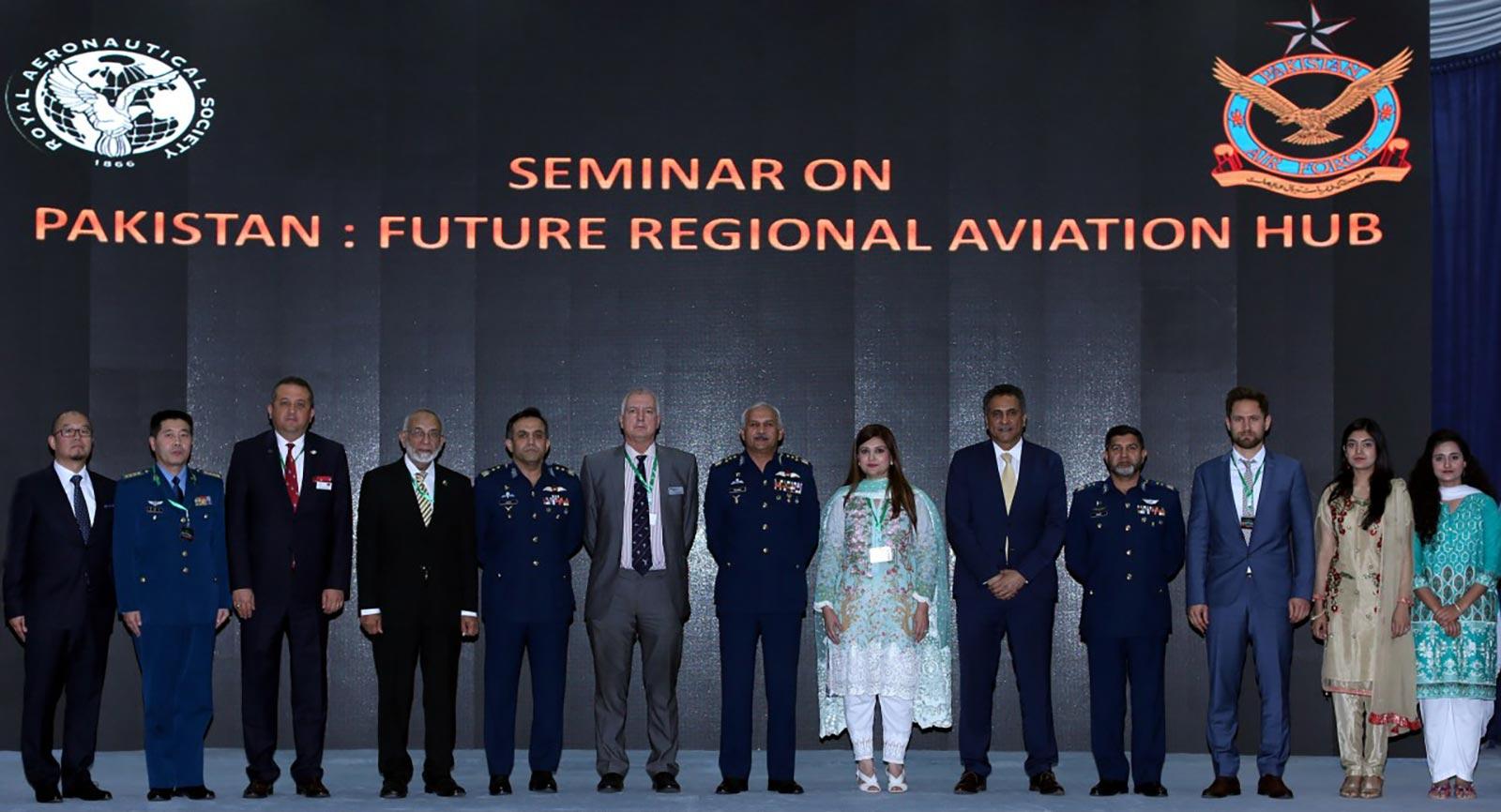 Pakistan Air Force (PAF) The Future Regional Aviation Hub