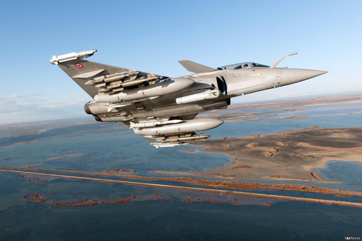 French Air Force Rafale F3-R