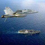 USN F/A-18C Hornet, USS Ronald Reagan (CVN 76)