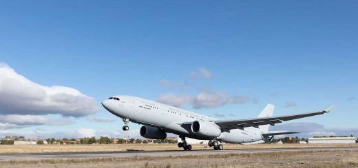 Republic of Korea Air Force (ROKAF) Airbus A330MRTT