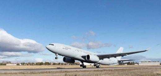 Republic of Korea Air Force (ROKAF) Airbus A330MRTT