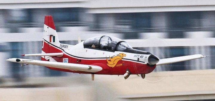 HAL HTT-40 Turboprop Trainer