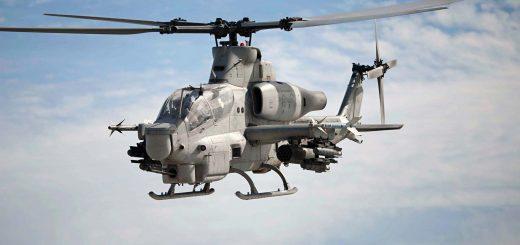 US Bell AH-1Z Viper