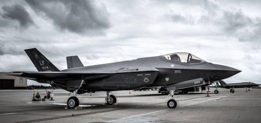USAF Lockheeds F-35 Lightning II