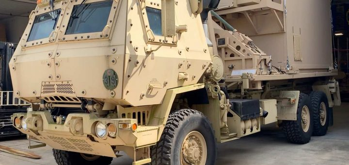 Northrop Grumman has delivered to the U.S. Army the first production-representative engagement operations center for the Integrated Air and Missile Defense (IAMD) Battle Command System (IBCS).
