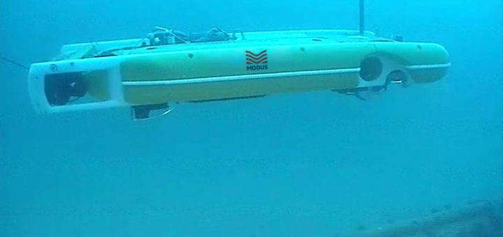Saab Seaeye Sabertooth to its Hybrid Autonomous Underwater Vehicle (HAUV)