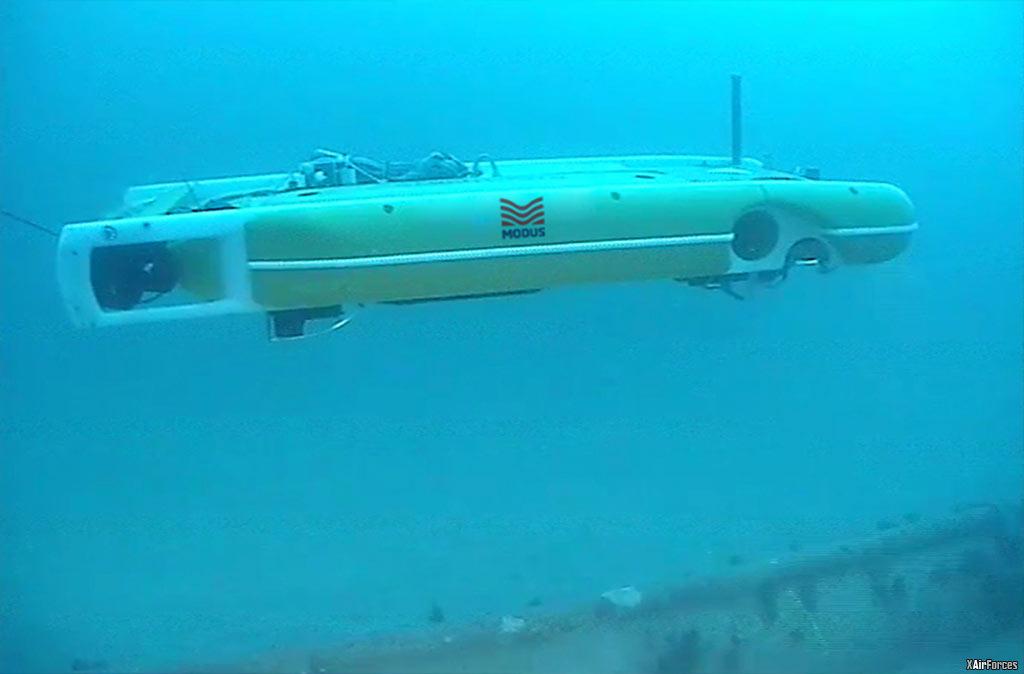 Saab Seaeye Sabertooth to its Hybrid Autonomous Underwater Vehicle (HAUV)