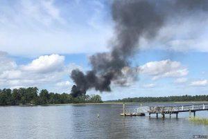 USMC F-35B crashes in South Carolina