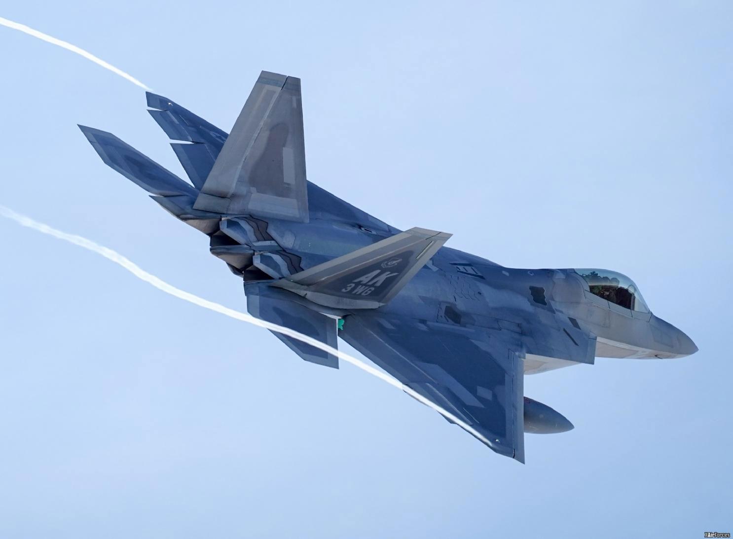 U.S. Air Force F-22 Raptor