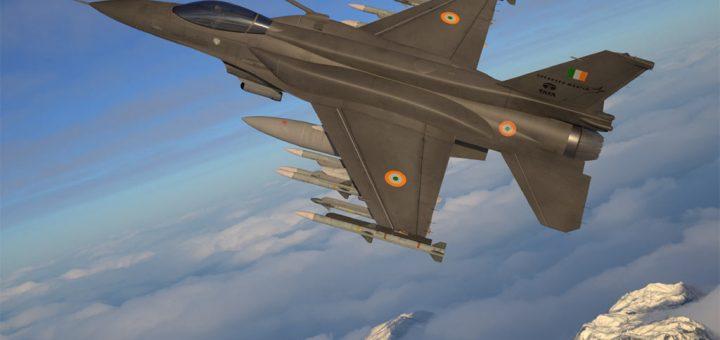 The Indian Air Force (IAF) Lockheed Martin F-21 is similar to Lockheed's F 16 Block 70 combat jet
