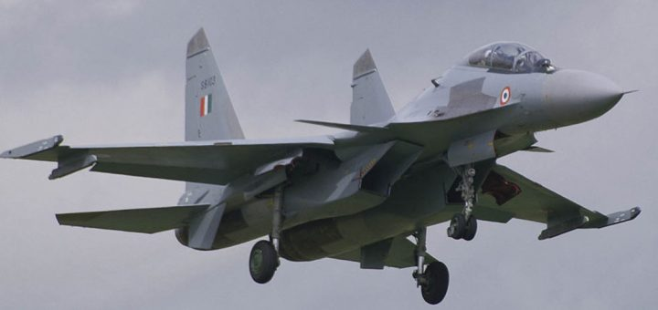 Indian Air Force Sukhoi Su-30 MKI