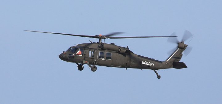 Sikorsky BlackHawk OPV First Flight