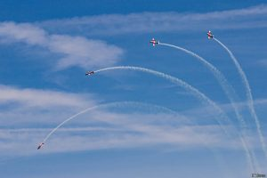 The Latvian Air Force's 100th anniversary