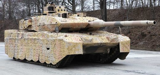 Germany Army KMW Leopard 2A7