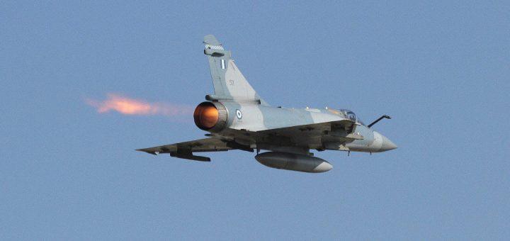 Hellenic Air Force Dassault Mirage 2000-5