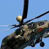 Russian Air Force Mi-28NM Night Hunter