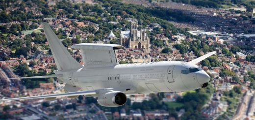 Royal Air Force E-7A AEW&C