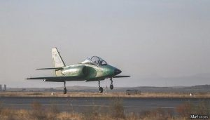Iranian Air Force Yasin trainer jet