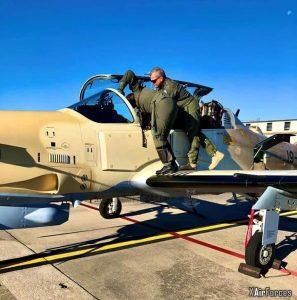 Nigerian Air Force A-29 Super Tucano, 30 November 2020