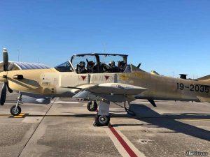 Nigerian Air Force (NAF) A-29 Super Tucano (19-2035)