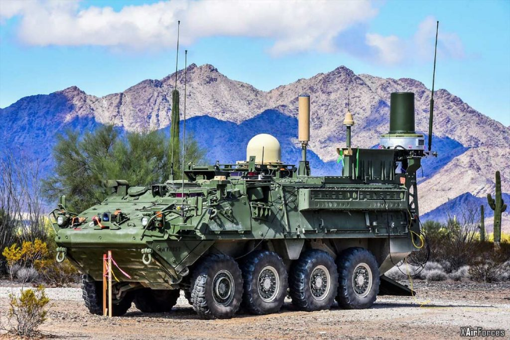 US Army Medium Tactical Vehicle (FMTV) TLS-Echelons Above Brigade System, 30 September 2020